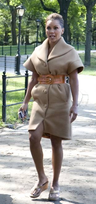 Vanessa Williams na planie Ugly Betty (FOTO)