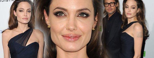 Angelina Jolie nie wygląda na wychudzoną (FOTO)