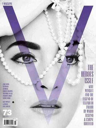 Kate Winslet oddaje hołd Elizabeth Taylor (FOTO)