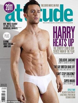 Harry Judd w majtkach (FOTO)