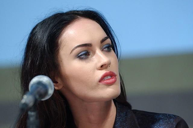 Megan Fox nie lubi nosić makijażu
