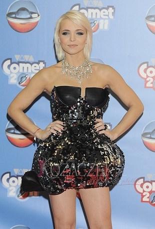 Czy Candy Girl uszyła sukienkę z abażura? (FOTO)