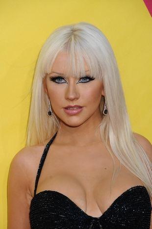 Christina Aguilera jest ostatnio nie w sosie