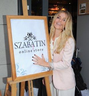 Ewa Szabatin reklamuje swój sklep internetowy (FOTO)