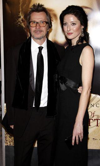 Gary Oldman mężem po raz czwarty