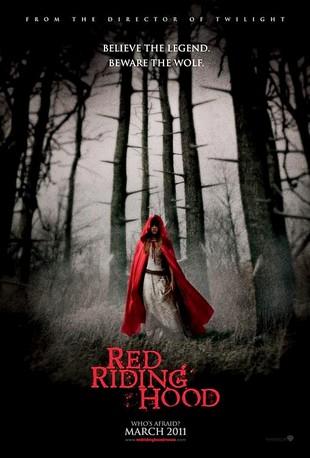 Amanda Seyfied – najseksowniejszy Czerwony Kapturek (FOTO)