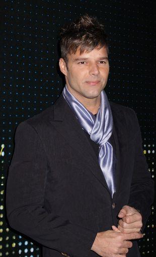 Ricky Martin przyznał: Jestem biseksualny