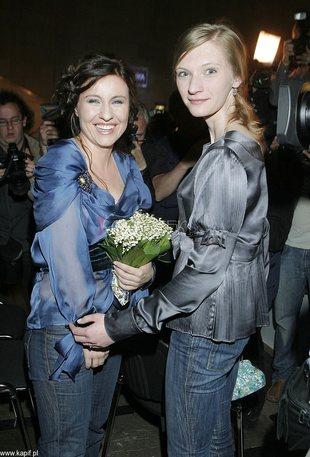 Kto przyszedł na pokaz mody Izabeli Łapińskiej? (FOTO)