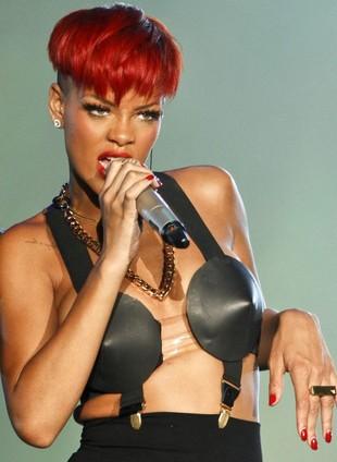 Rihanna dostała swoją pierwszą rolę