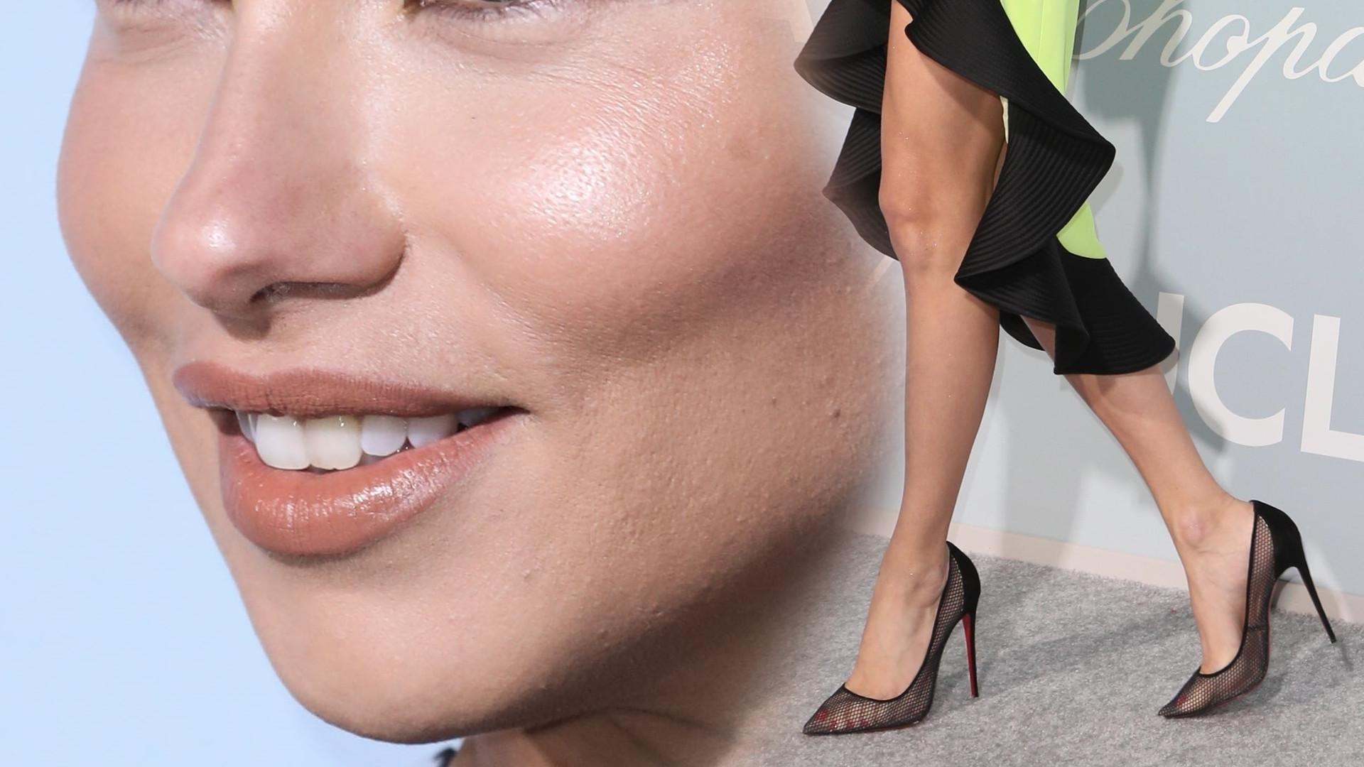 Niesamowity makijaż Adriany Limy – trudno byłoby nam go powtórzyć! (ZDJĘCIA)