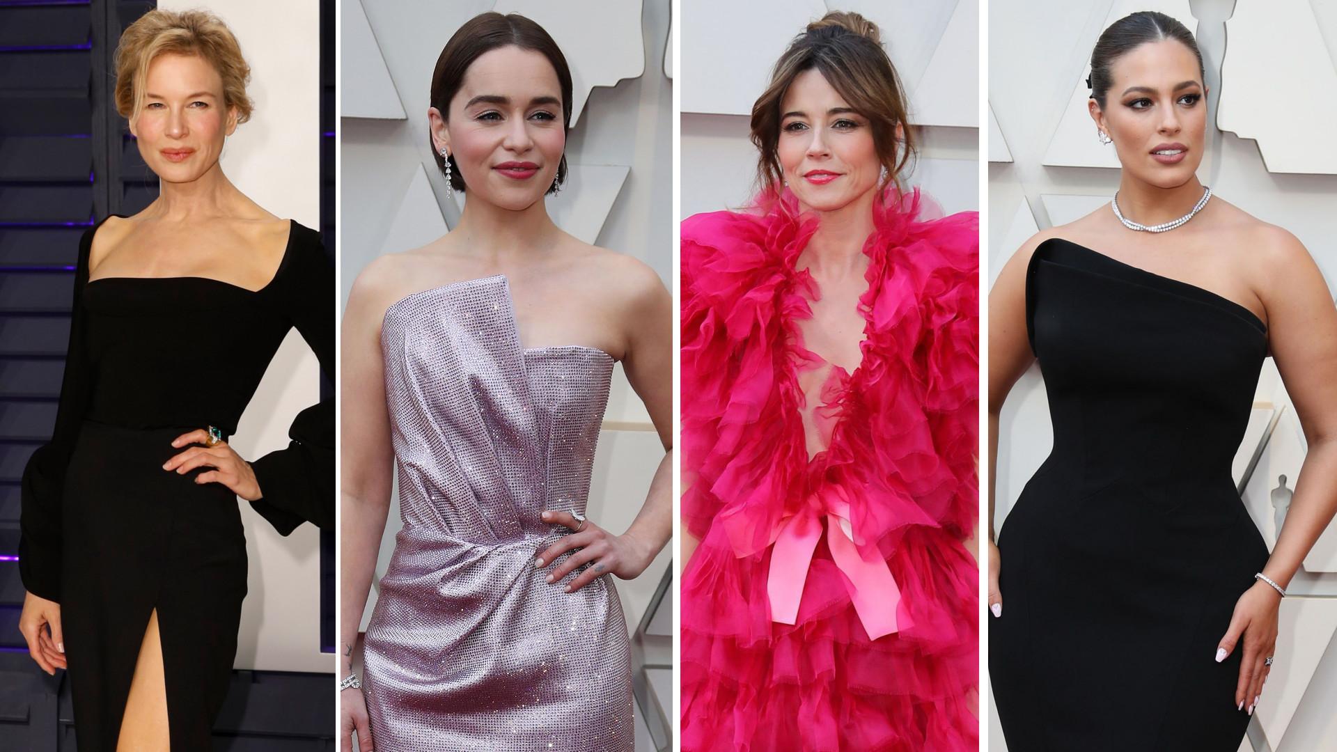 Oscary 2019 – kreacje na czerwonym dywanie