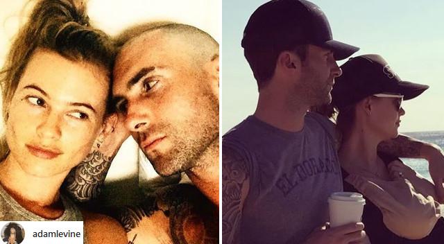 Adam Levine i Behati Prinsloo zostali po raz drugi rodzicami! Znamy płeć i imię