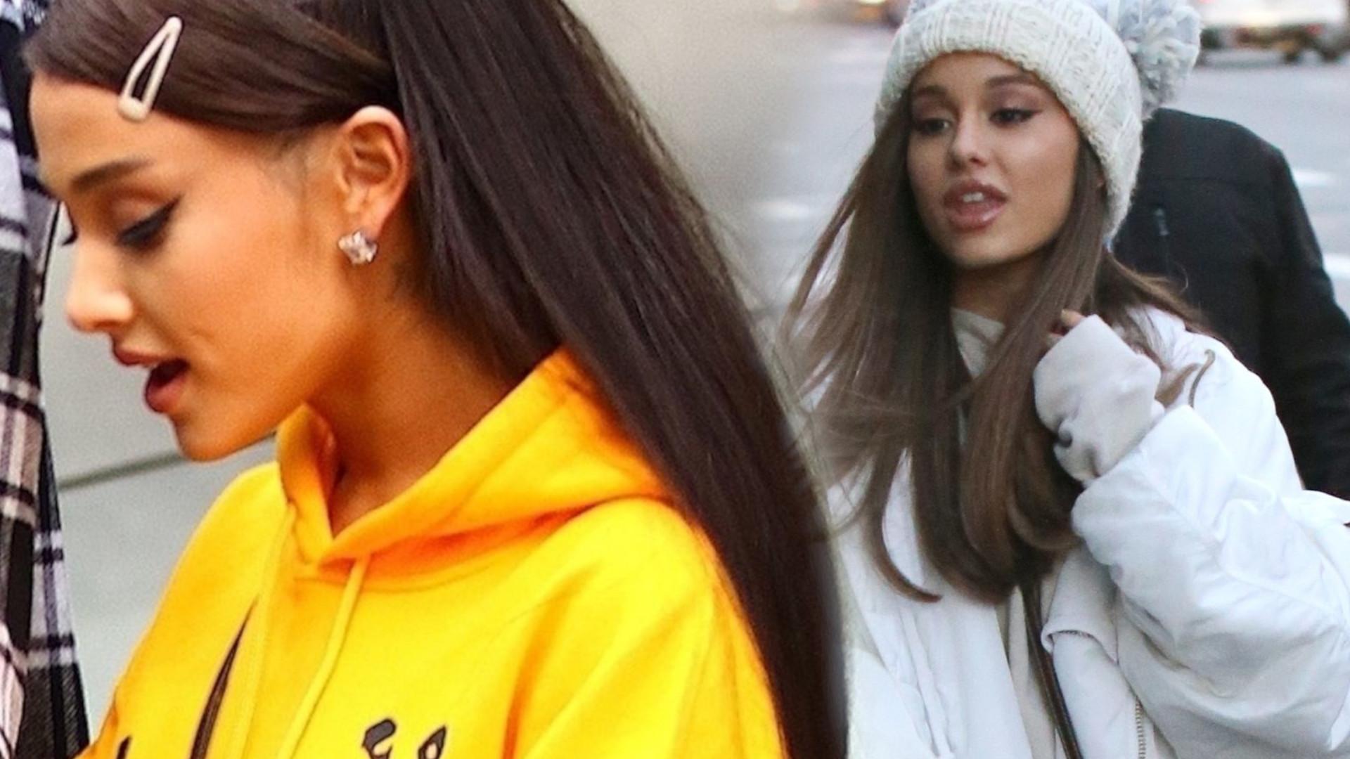Ariana Grande o POWROCIE do byłego chłopaka