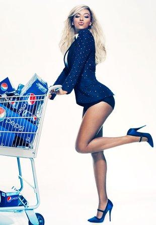 Beyonce podpisała kontrakt z Pepsi. Na 50 milionów dolarów!