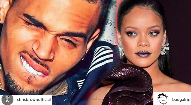 Chris Brown znów UDERZYŁ kobietę! Rihanna w szoku!