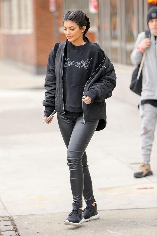Sprawdź, czy masz takie same wymiary jak Kylie Jenner!