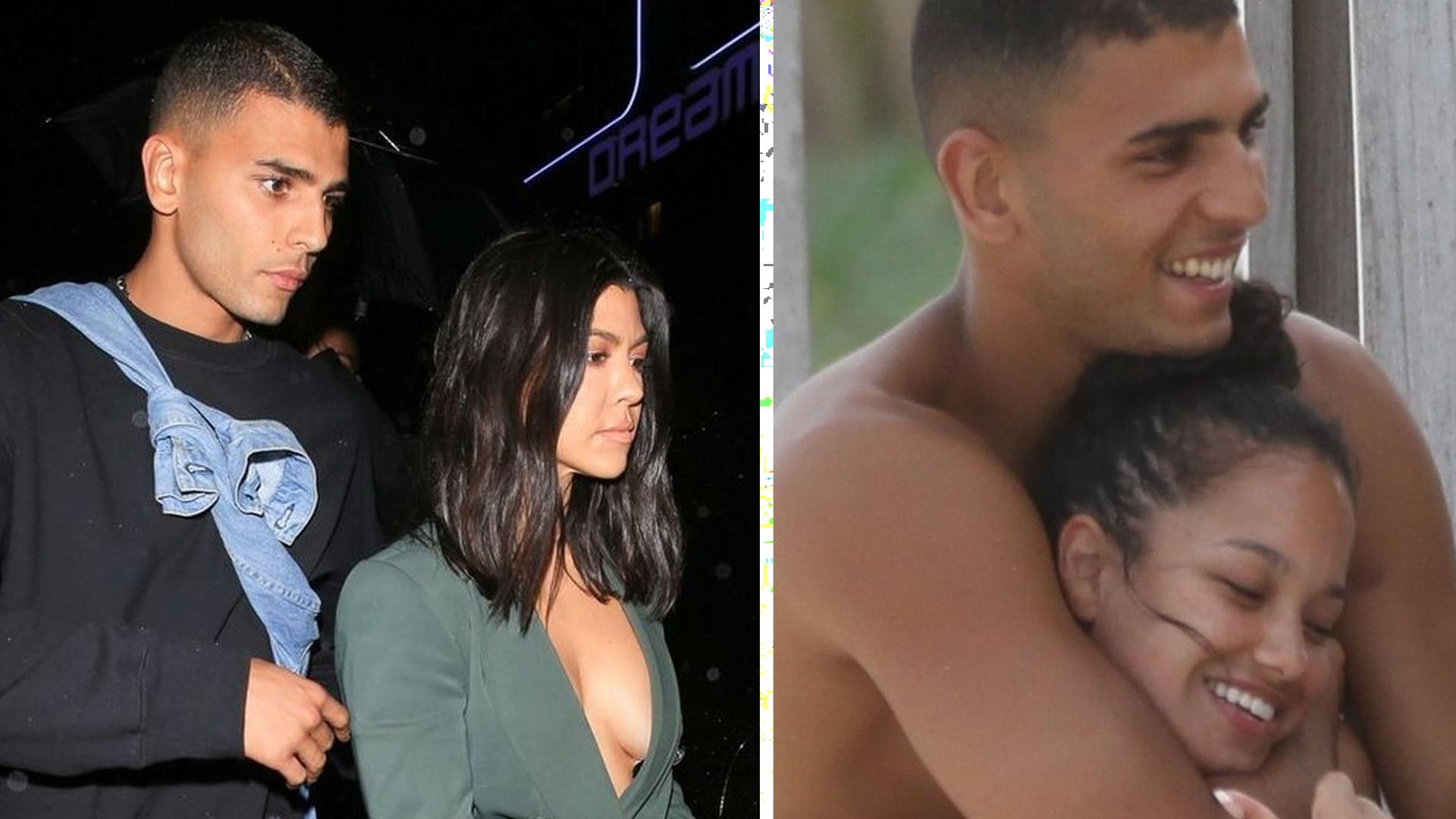 Younes GROZI Kourtney Kardashian! Nie może znieść, jak go poniża!