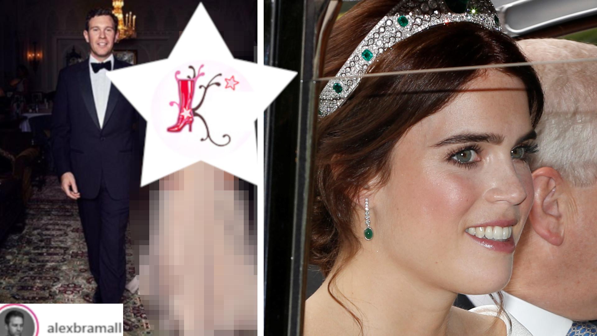 Księżniczka Eugenia w DRUGIEJ sukni ślubnej! Wyglądała zachwycająco!