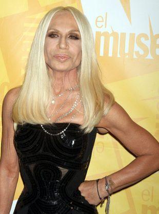 Donatella Versace ma specjalną drużynę glam