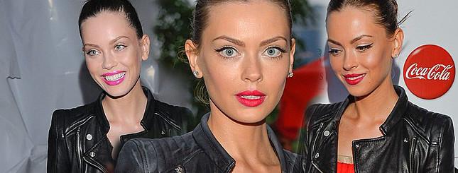 Dziewczyna piłkarza kandydatką do tytułu Miss Polonia (FOTO)