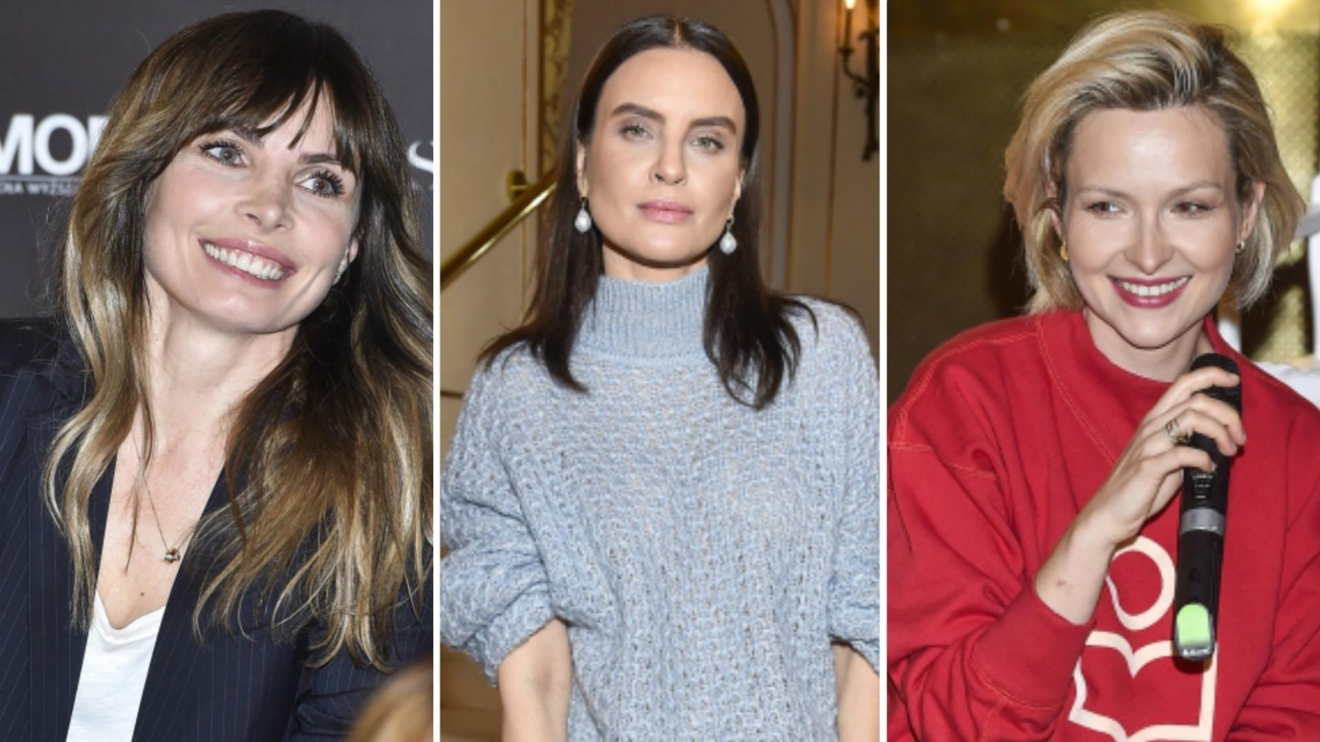 Gwiazdy na spotkaniu prasowym Fashion Designer Awards (ZDJĘCIA)