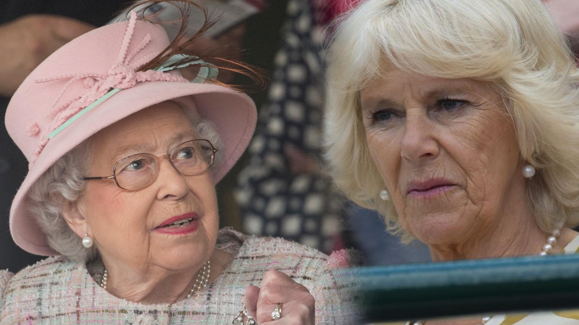 SKANDAL w pałacu – pijana Camilla UDERZYŁA królową Elżbietę?