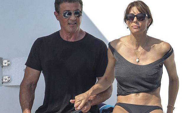 Zgadniecie, ile lat ma Sylvester Stallone? (FOTO)