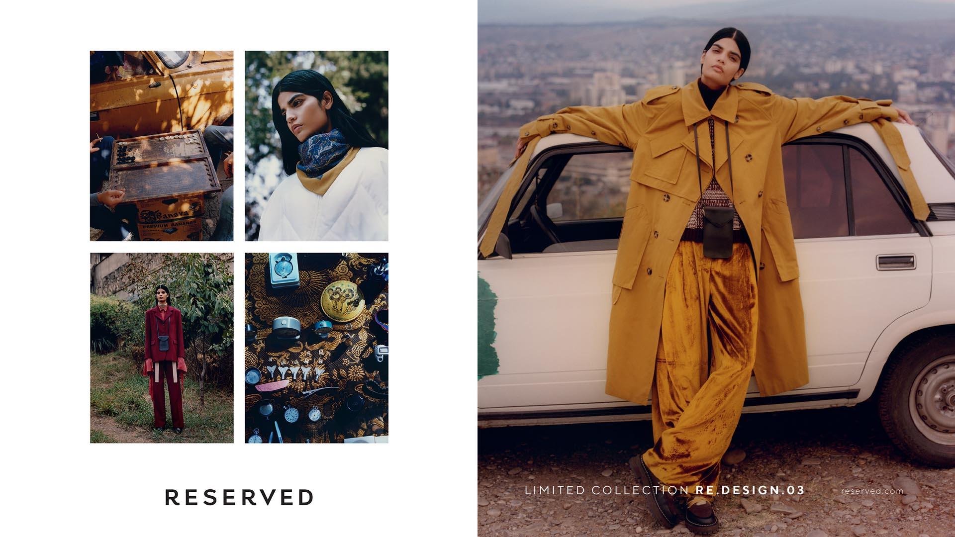 Światowej sławy supermodelka została twarzą nowej kolekcji Reserved
