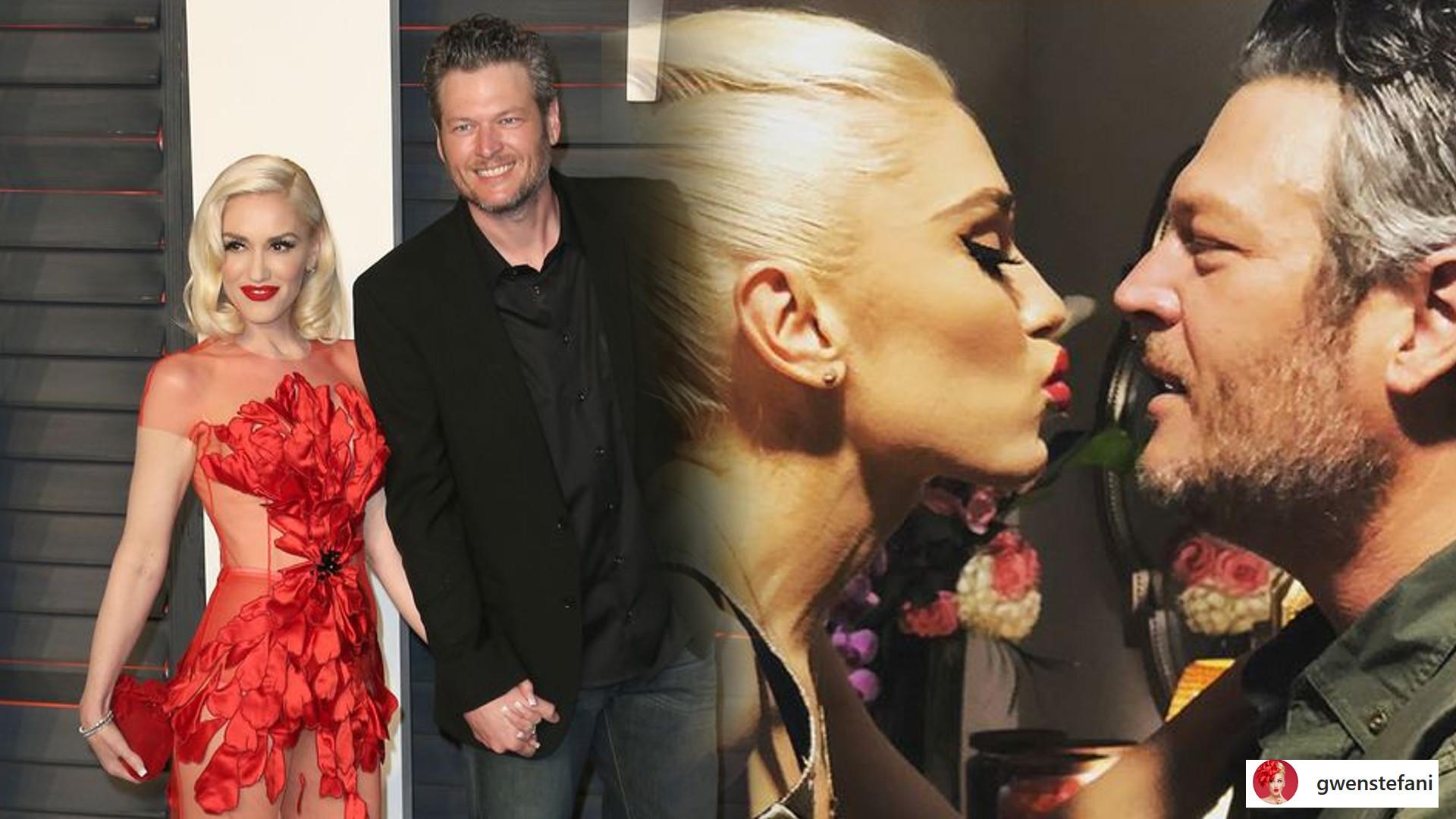 Gwen Stefani i Blake Shelton zdecydowali się na SUROGATKĘ