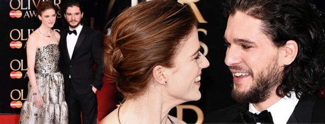 Gra o Tron: Kit Harington i Rose Leslie są PARĄ!