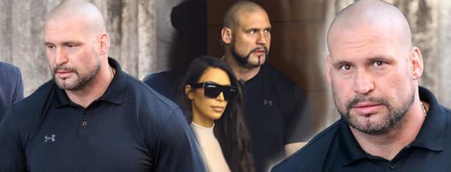 Ochroniarz Kim Kardashian przerywa milczenie!