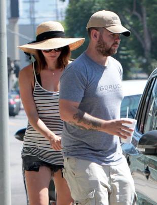 Jack Osbourne z ciężarną żoną (FOTO)