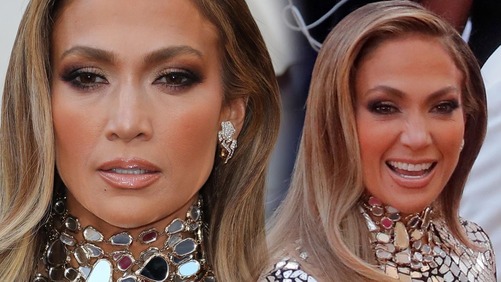 Jennifer Lopez na Oscarach: przesadziła z wypełniaczami? (ZDJĘCIA)