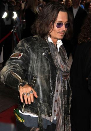 Johnny Depp kupił miłosne gniazdko na prowincji