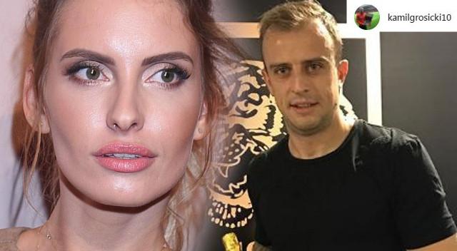 Jak Dominika Grosicka wyglądała na swoim ślubie? Grosik pokazał ich zdjęcie