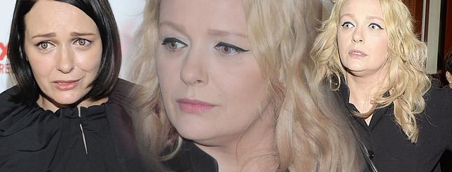 Kasia Nosowska została ładną blondynką (FOTO)