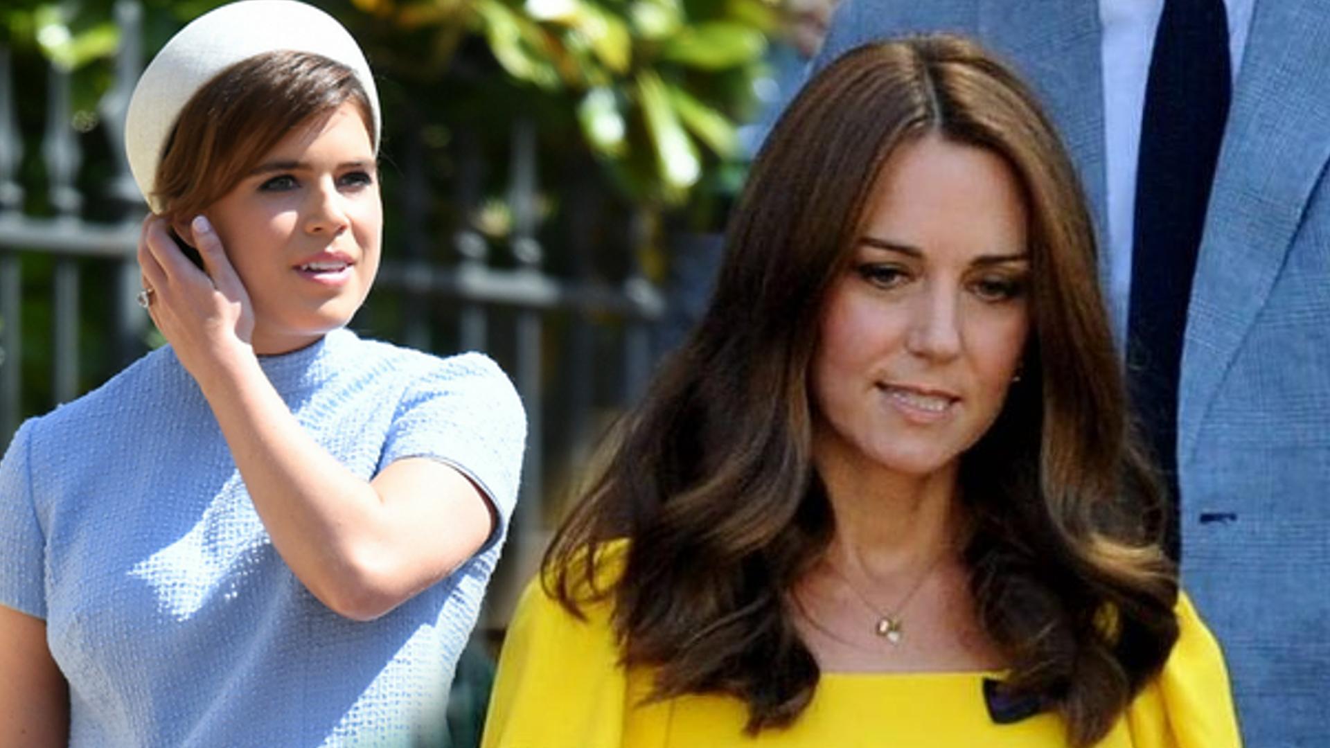 Przez NIĄ księżna Kate nie pojawi się na królewskim ślubie!