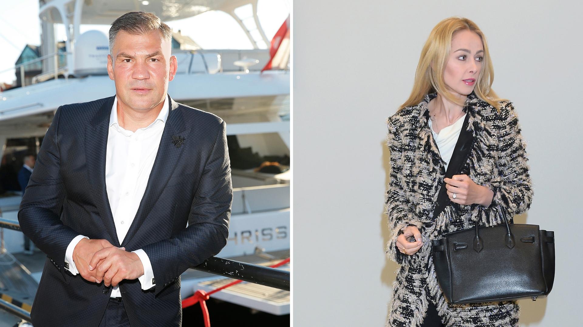 Dariusz Michalczewski winny pobicia żony. Bokser się do tego nie przyznaje!