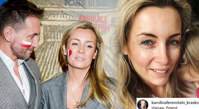 Karolina Ferenstein-Kraśko pokazała córkę. Ale wyrosła! (Instagram)