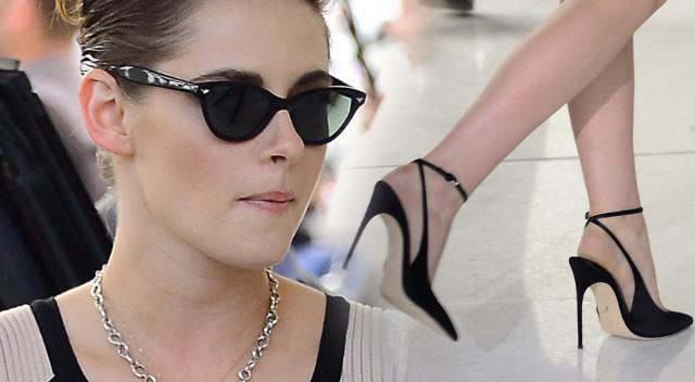 Stylizacja Kristen Stewart z Cannes WYRWAŁA nas z butów (ZDJĘCIA)