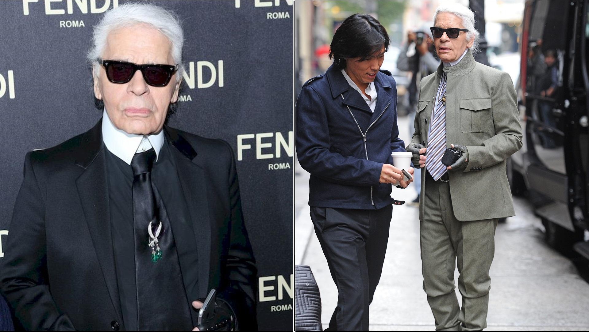 Kto odziedziczy majątek po Karlu Lagerfeldzie? Niespotykany dotąd spadkobierca
