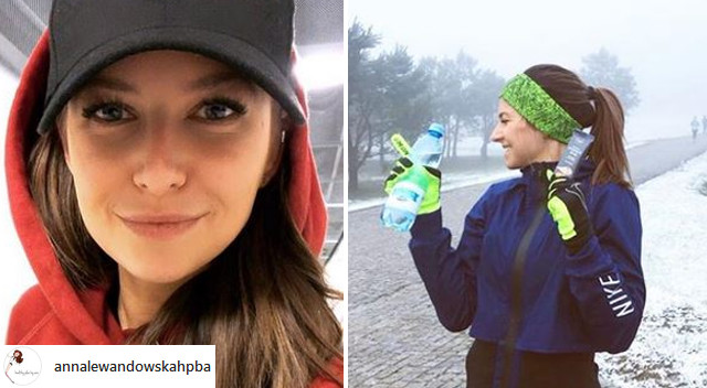 Anna Lewandowska chwali się POŚLADKAMI (Instagram)