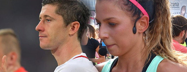 Anna i Robert Lewandowski już razem (Facebook)