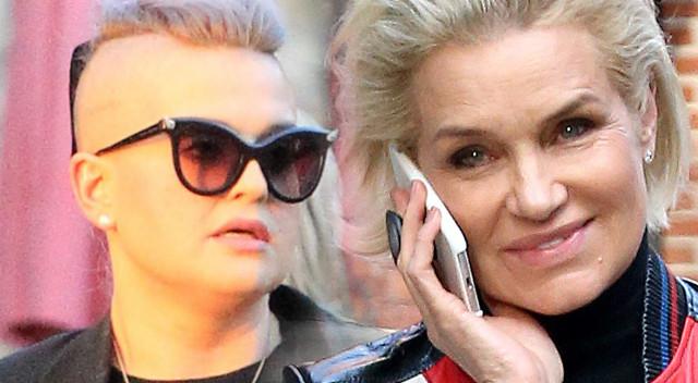 Lans na… CHOROBĘ? Kelly Osbourne UDERZYŁA w matkę sióstr Hadid