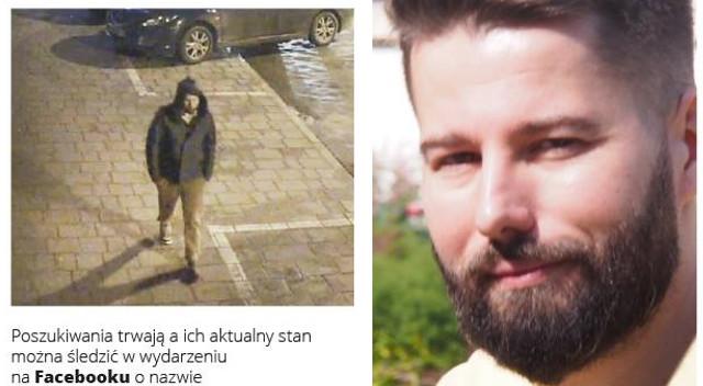 Zaginął Piotr Kijanka z Krakowa – policja prosi o pomoc