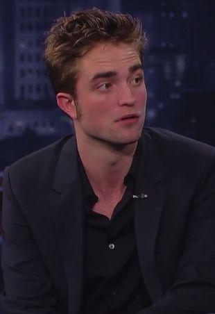 Robert Pattinson wydaje dziwny dźwięk, gdy całuje (VIDEO)