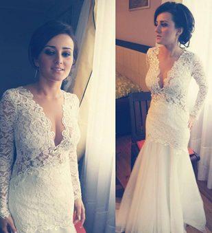 Ile kosztowała suknia ślubna Anny Warachim?
