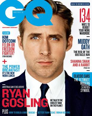 Ryan Gosling uwielbia dziergać na drutach