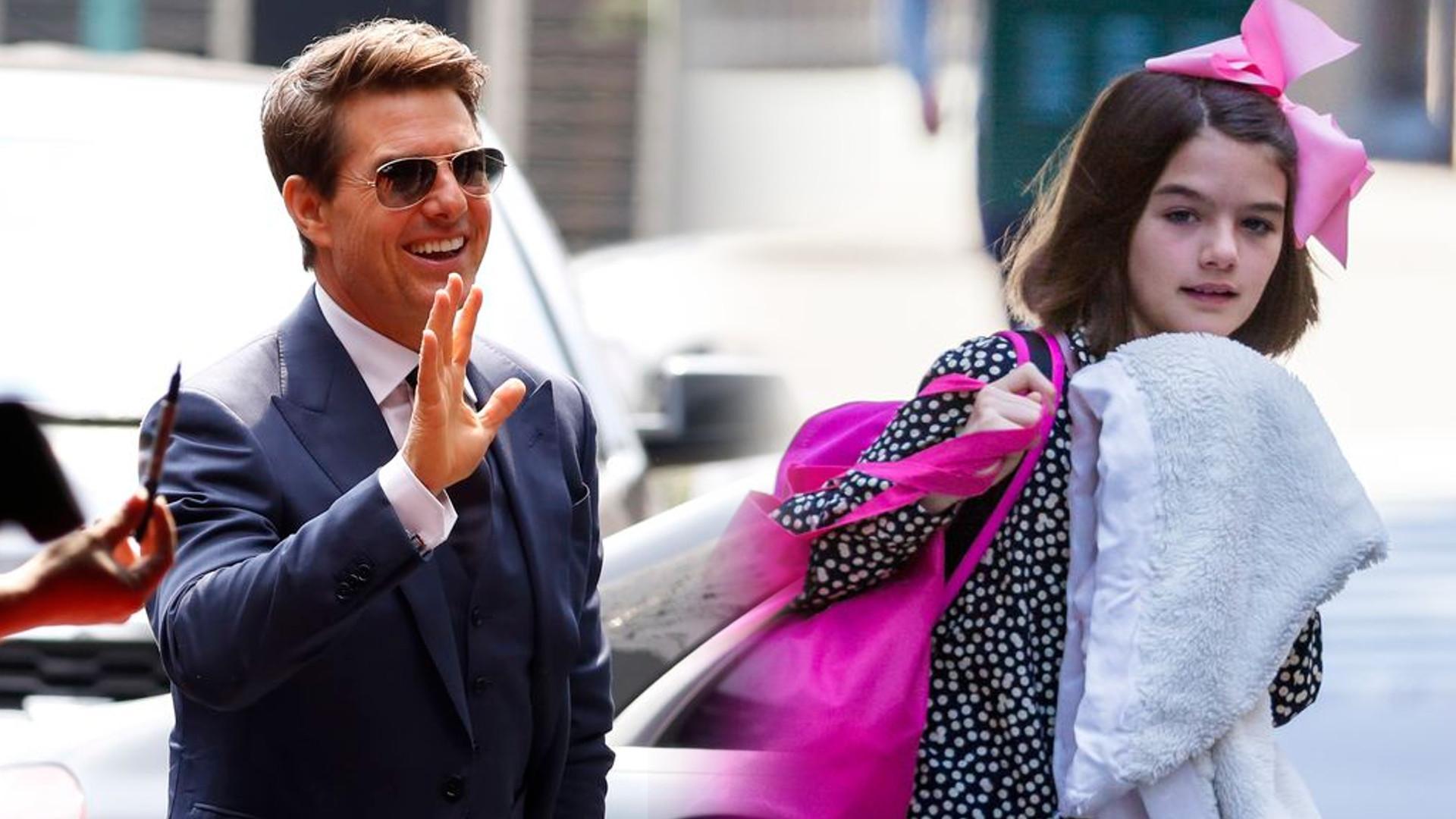 Tom Cruise planuje spotkać się z Suri po PIĘCIU latach