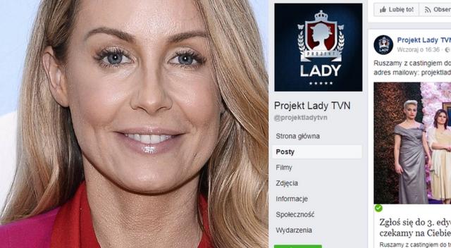 Rozenek ogłosiła, że Projekt Lady rusza. Kto może wziąć udział w castingu?